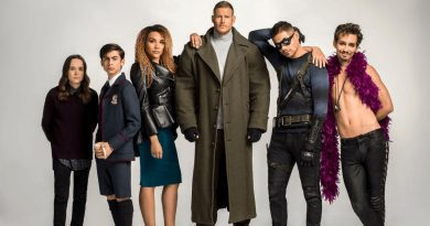 Segunda temporada de The Umbrella Academy chega a Netflix